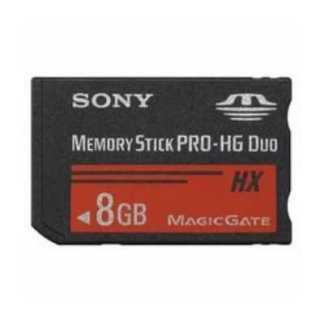 Карта памяти Memory Stick Duo Pro 8Gb Sony