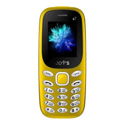 Joys S7 желтый