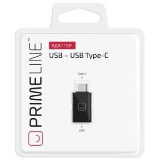 Адаптер PrimeLine USB  - Type-C