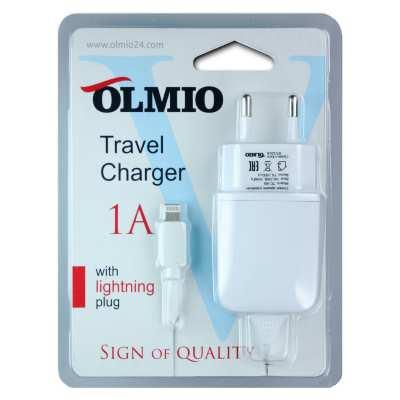 зарядное устройство lightning Olmio