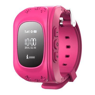 Детские часы с GPS трекером Кнопка жизни K911