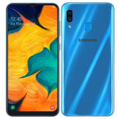Samsung A30 Синий