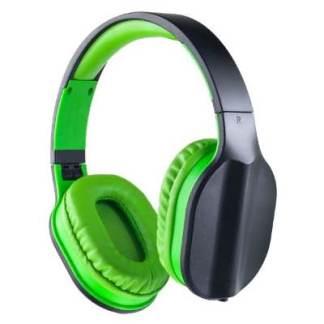Наушники Perfeo A4006 зеленые