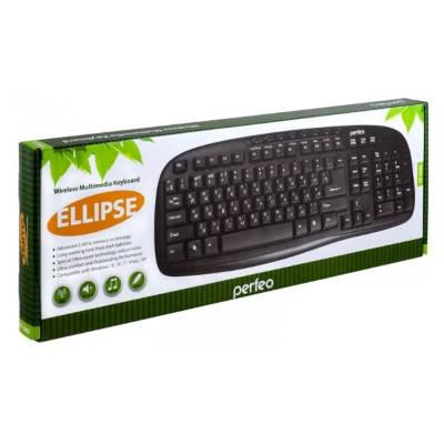 клавиатура Perfeo PF-5000 Ellipse беспроводная