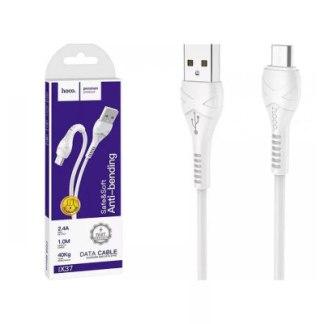 кабель micro-usb hoco X37