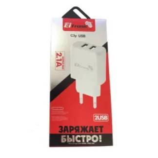 зарядное устройство Eltronic USB-разъём