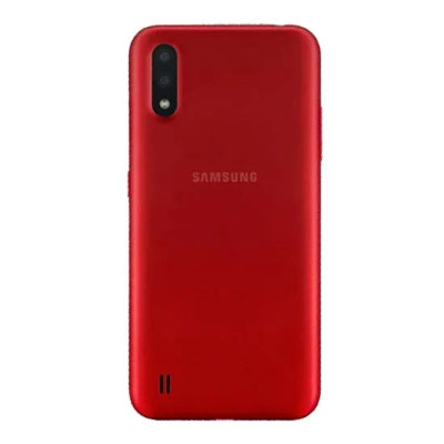 Galaxy M01 красный