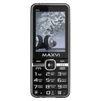 Maxvi P15 черный