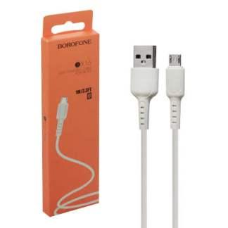 кабель Borofone Micro-USB BX16