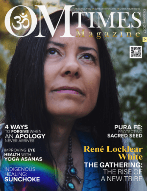 OMTimes Magazine October A 2017 Edition with René Locklear White data-recalc-dims=