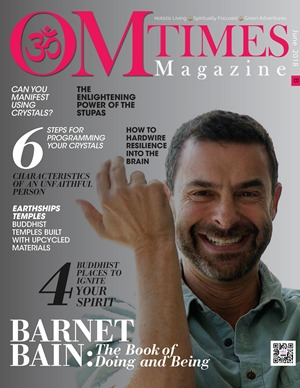 OMTimes Magazine June B 2018 Edition with Barnet Bain data-recalc-dims=