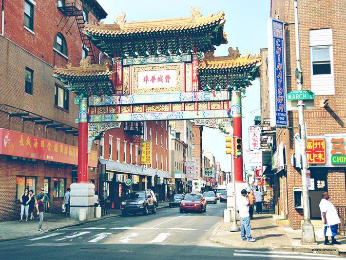 China Town, Philadelphia, www.omtripsblog.com