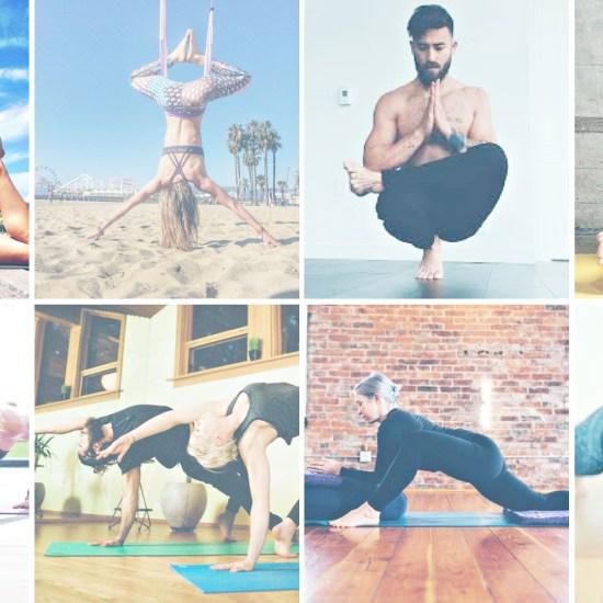 6 inspirational yoga accounts on youtube and instagram, www.omtripsblog.com