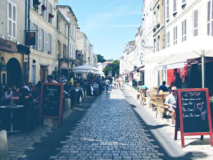 La Rochelle, France, www.omtripsblog.com