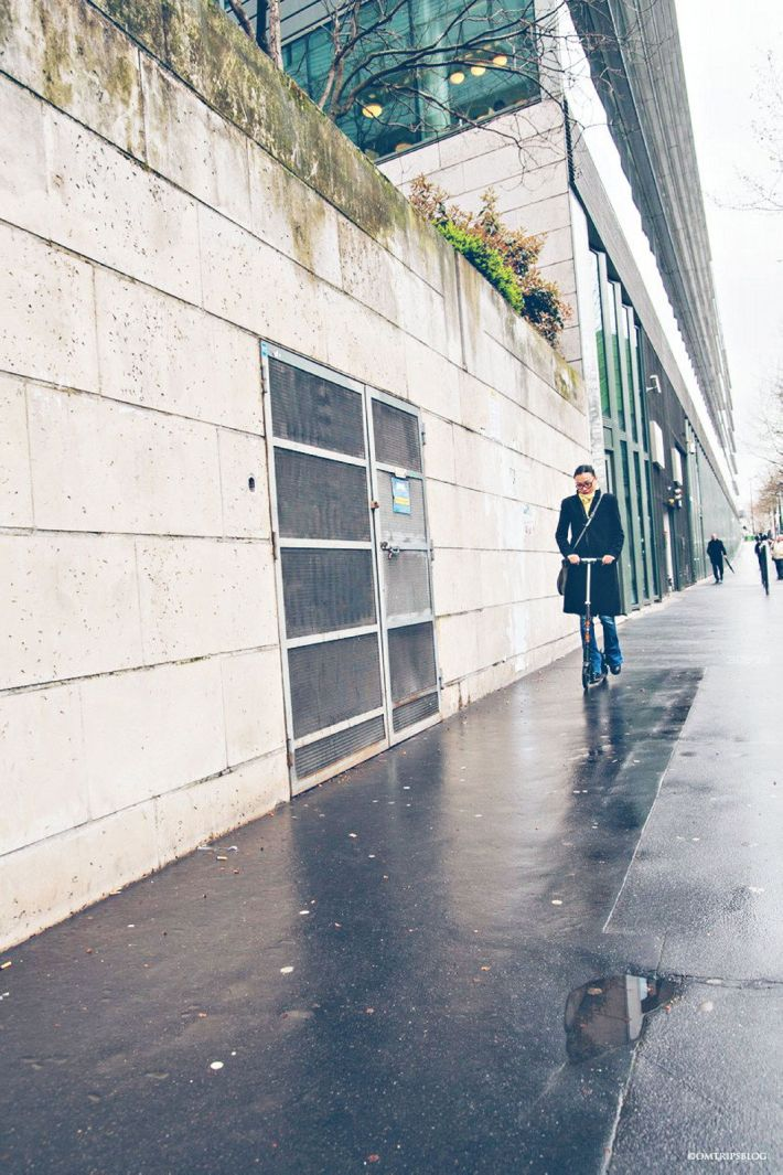 On the streets...Paris, www.omtripsblog.com
