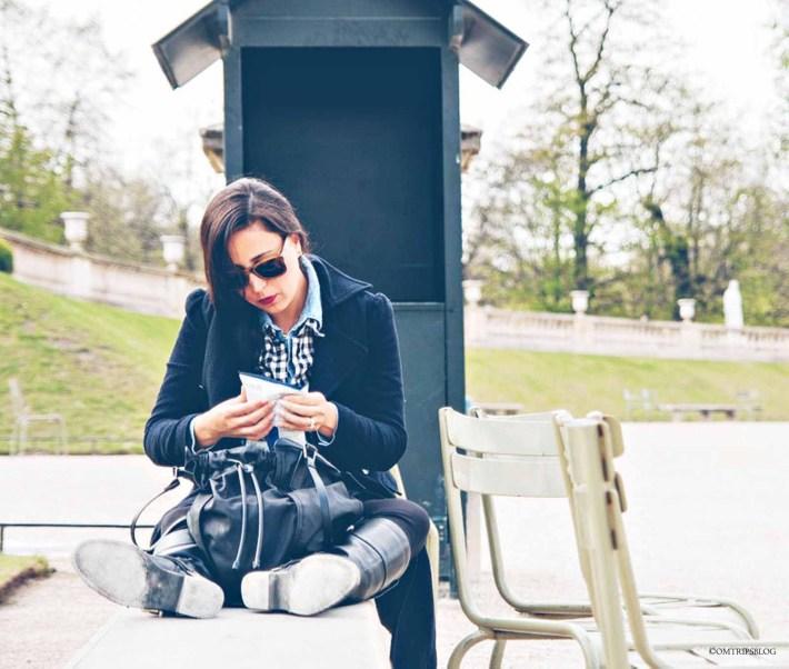 On the streets...Paris, www.omtripsblog.com