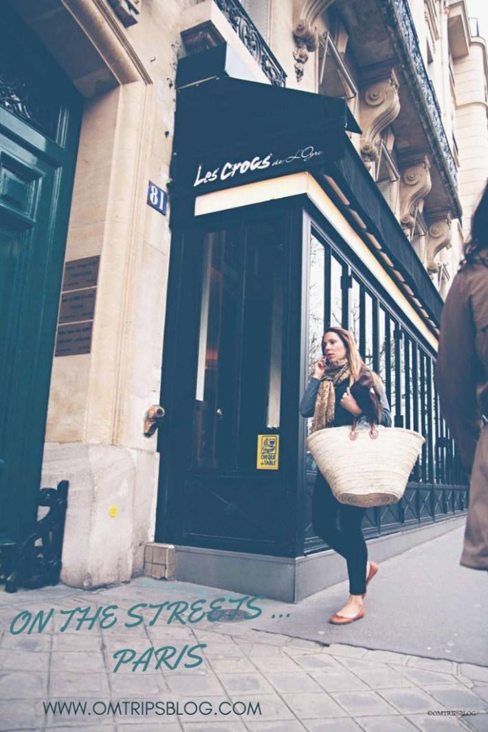On the streets...Paris