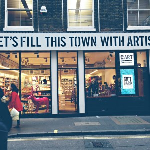 CassArt, London @omtripsblog