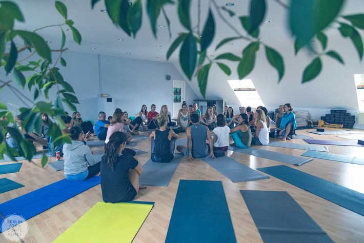 Berlin Yoga Conference Pop Up Events