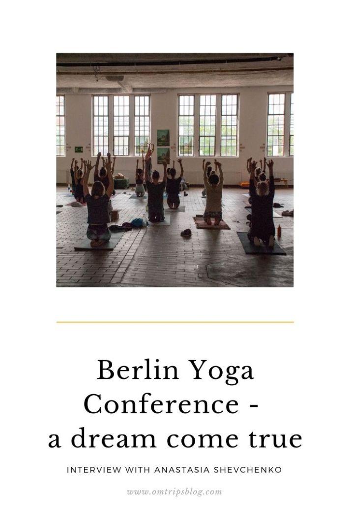 Berlin Yoga Conference