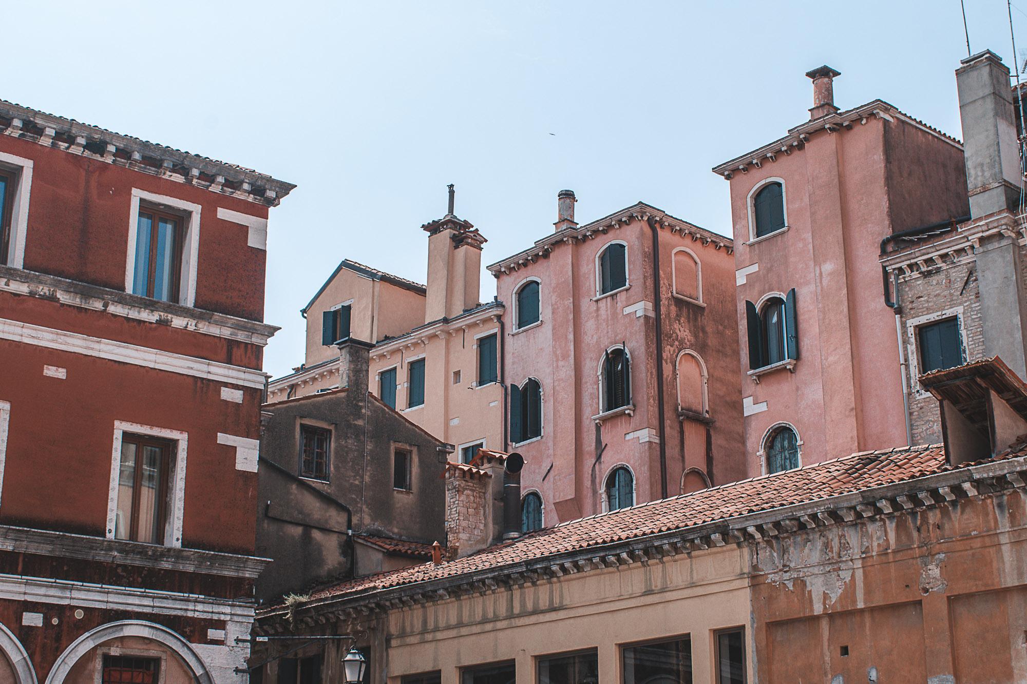 Ficar em Mestre em Veneza