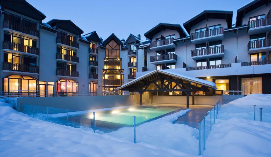 Hotéis em Chamonix