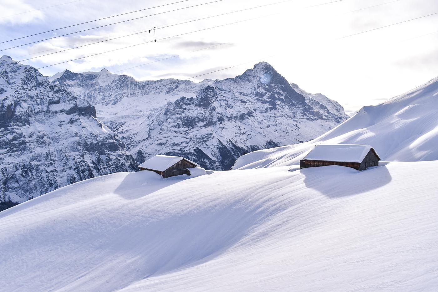 Alpes Suíços