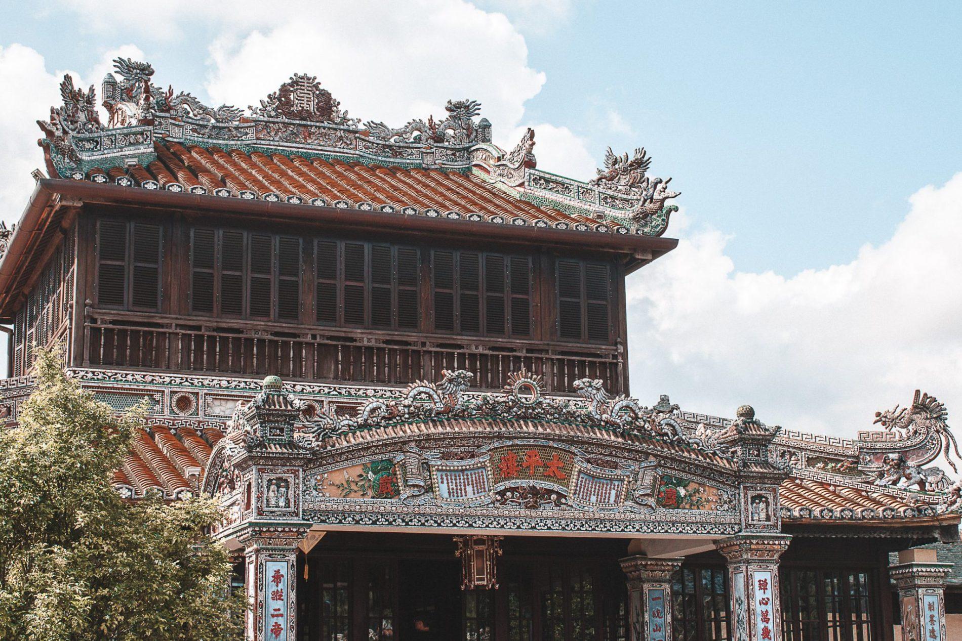 Dicas de viagem de Hue no Vietnã