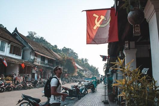Política do Laos