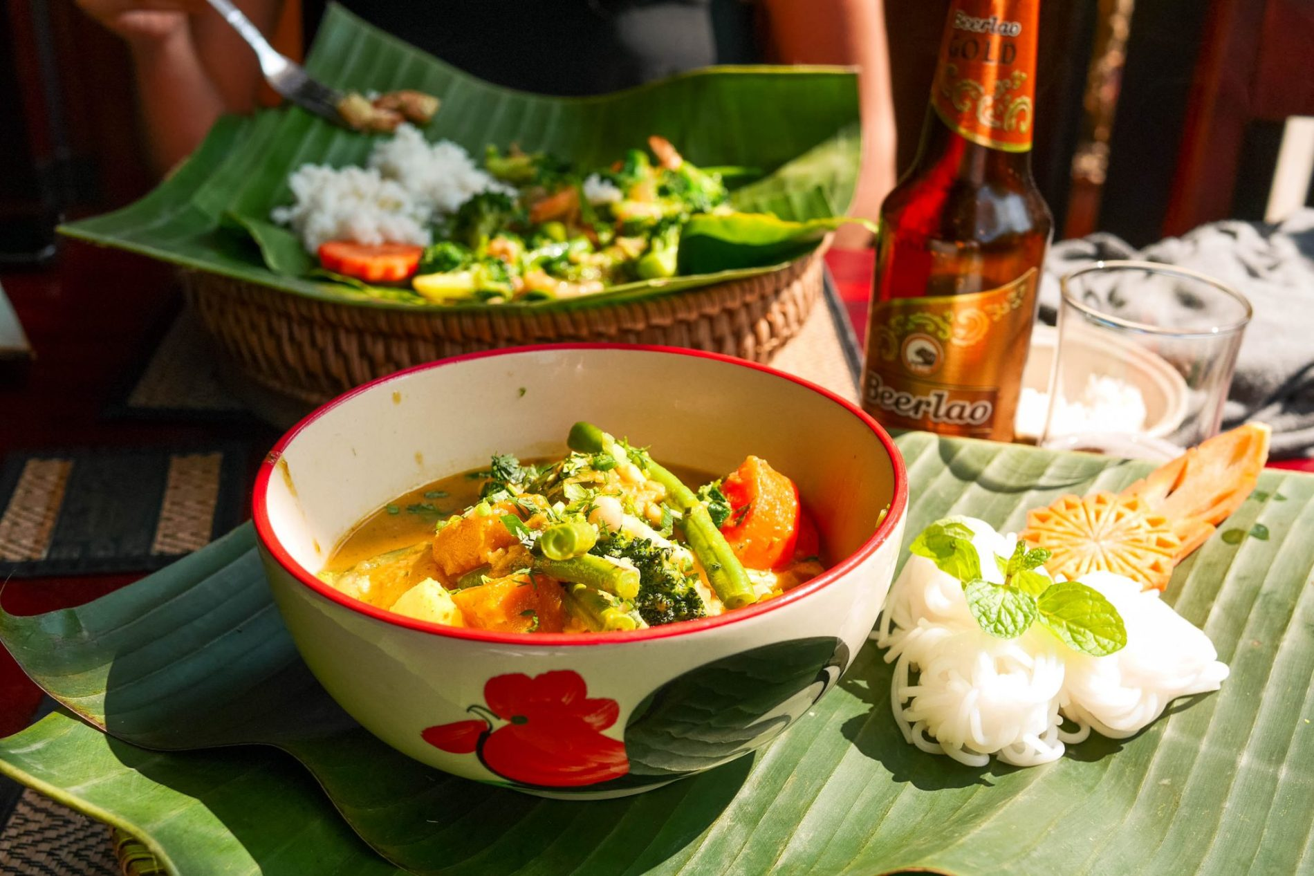 Onde comer em Luang Prabang