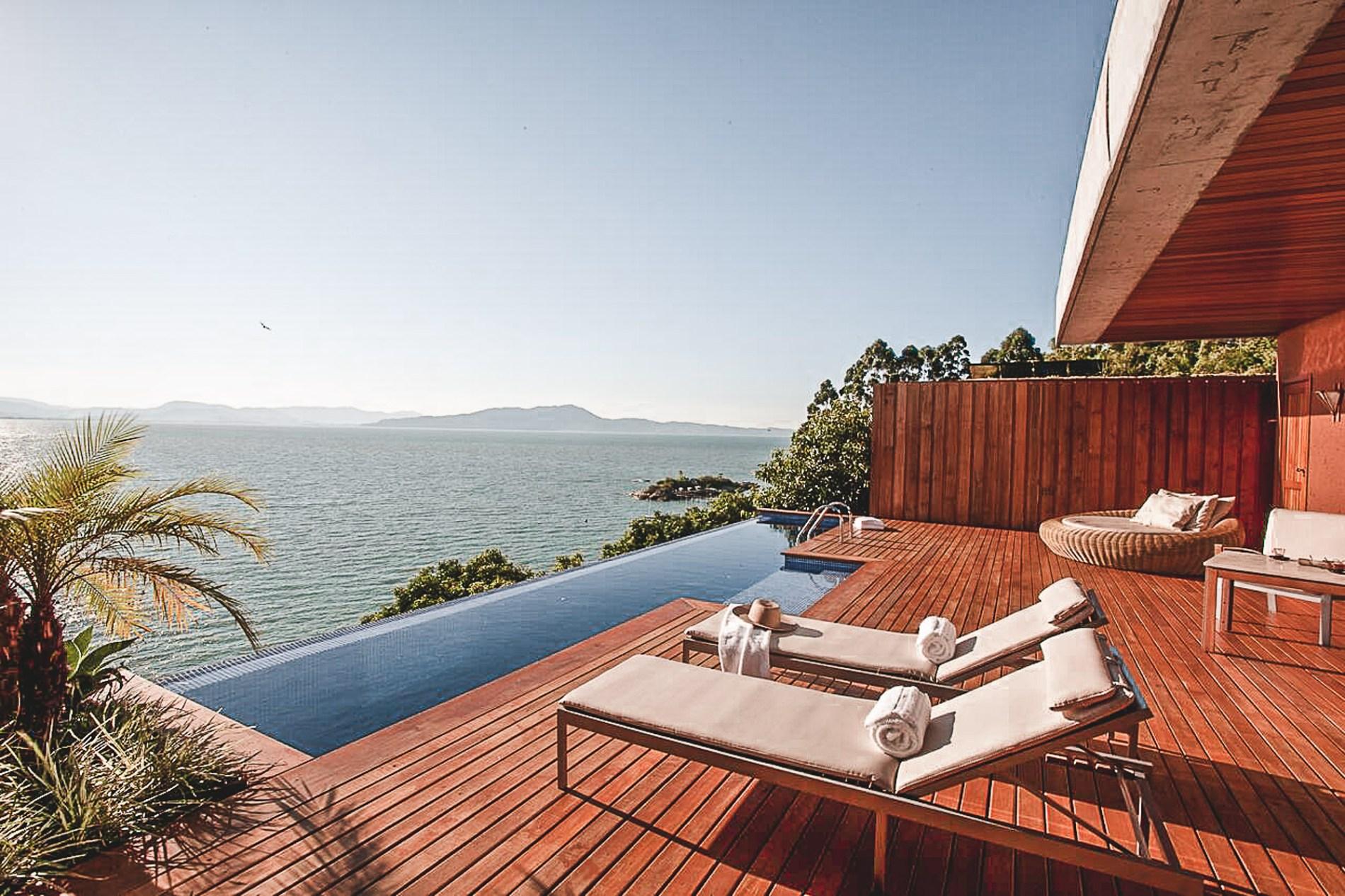 Hotéis no Brasil lua de mel