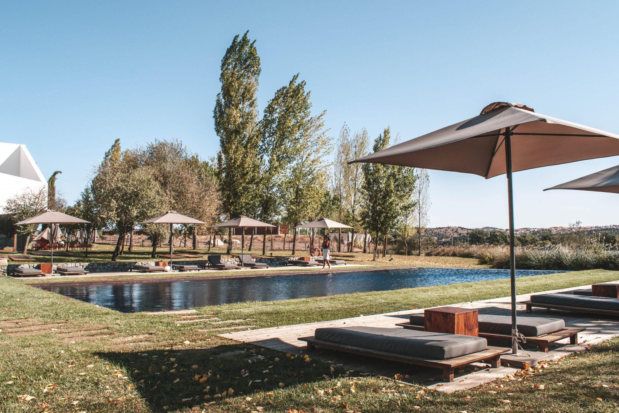 L'and Vineyards review do melhor hotel no Alentejo