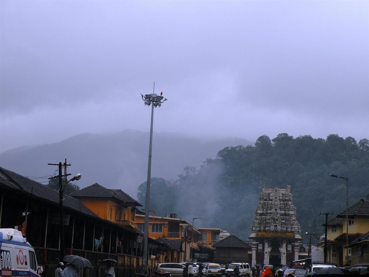 KP ..background of Temple