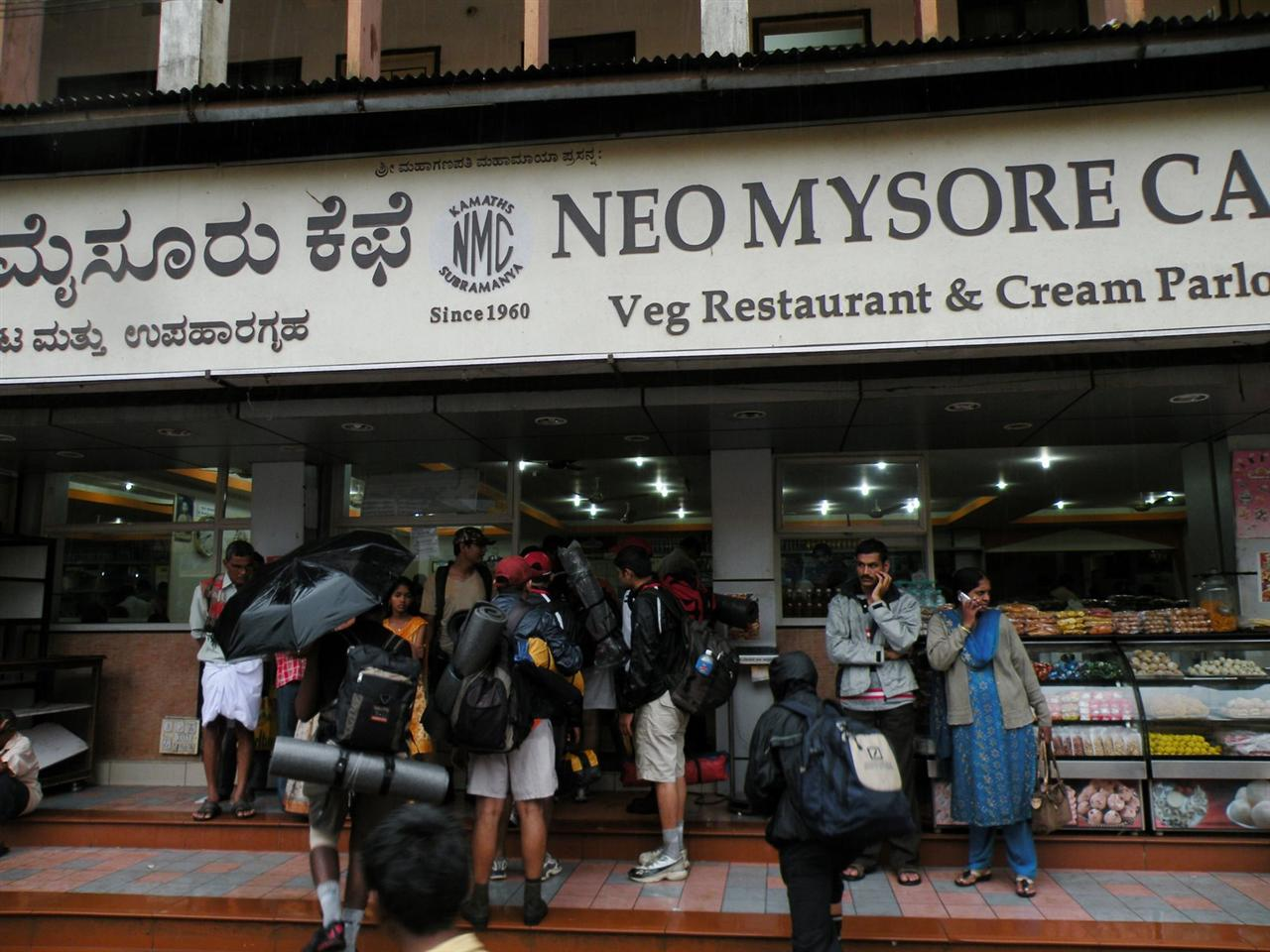 Neo Mysore cafe-Good restaurant