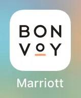 マリオット・ボンヴォイ・アプリ アイコン