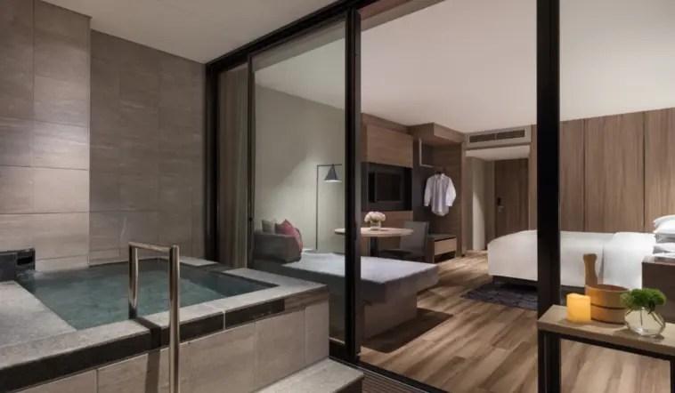 伊豆マリオットホテル修善寺温泉付き客室