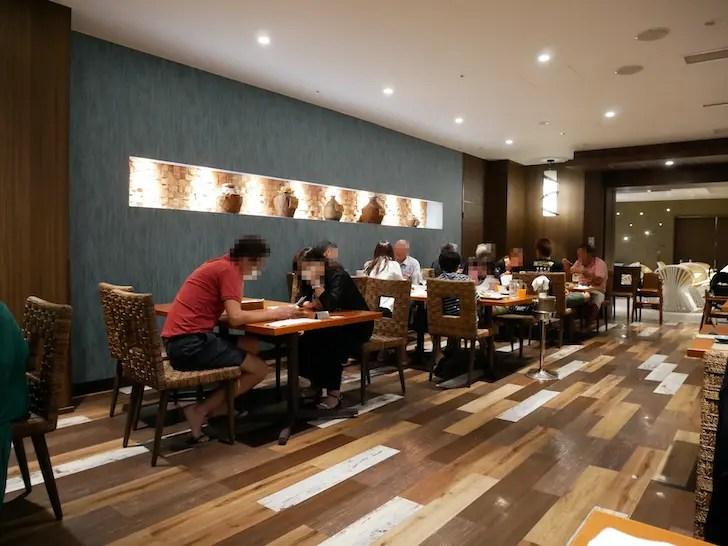 シェラトン沖縄サンマリーナリゾート レストラン