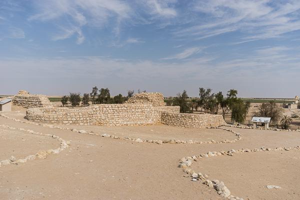 Ausgrabungsstätte Ubar