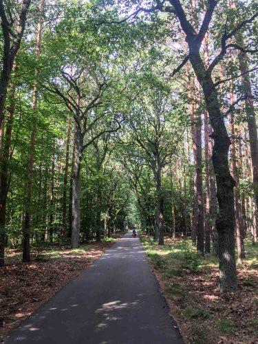 Radtour durch das südöstliche Brandenburg