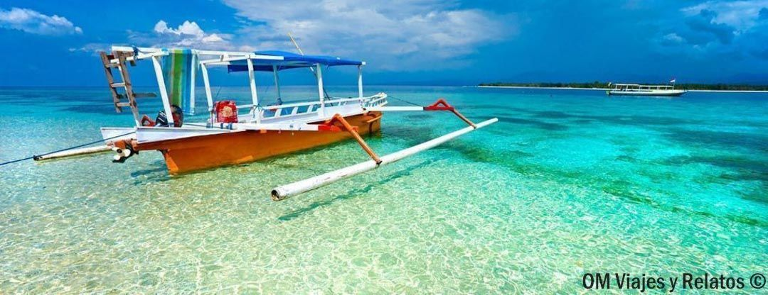 Las-Islas-Gili-en-Indonesia-playas