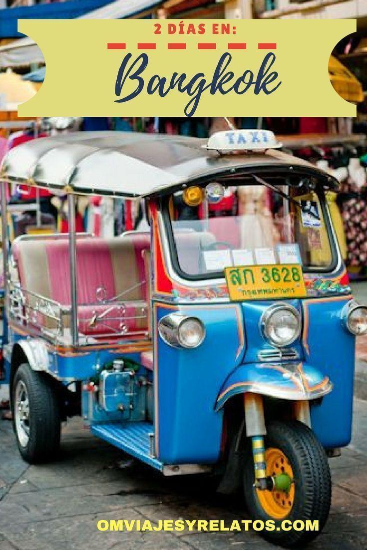 bangkok en 2 días