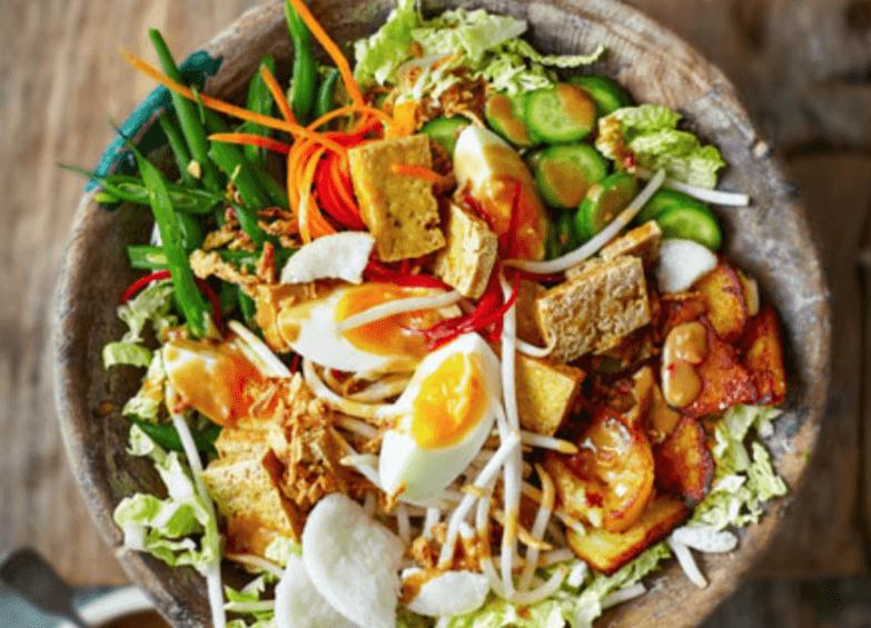 Indonesia-comida