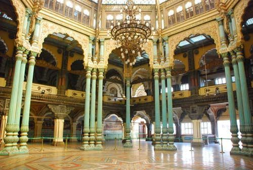 Marriage-Pavilion-Mysore-Palace