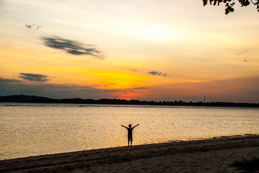 sunset-Indonesia