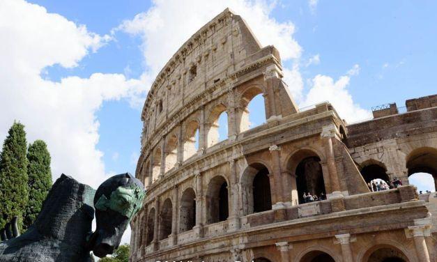 ROMA: COLISEO, FOROS Y PALATINO. RUTA POR LA ROMA ANTIGUA