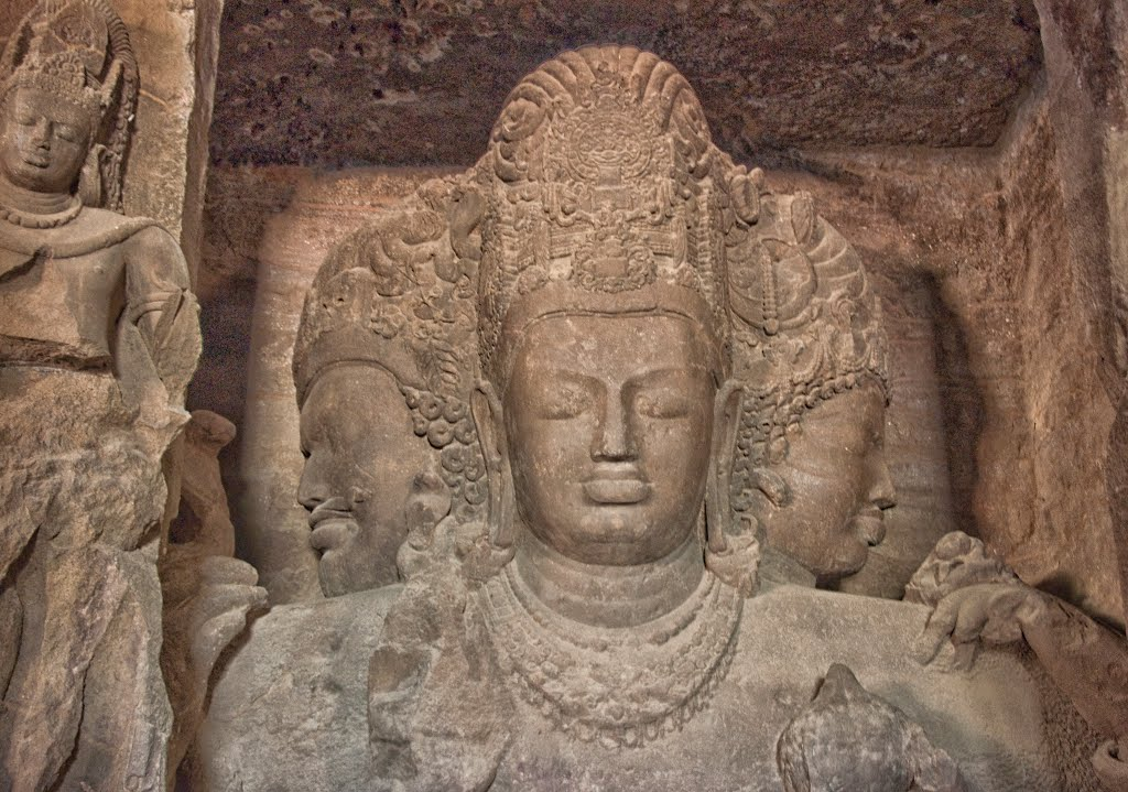 elephanta-caves-trimurti
