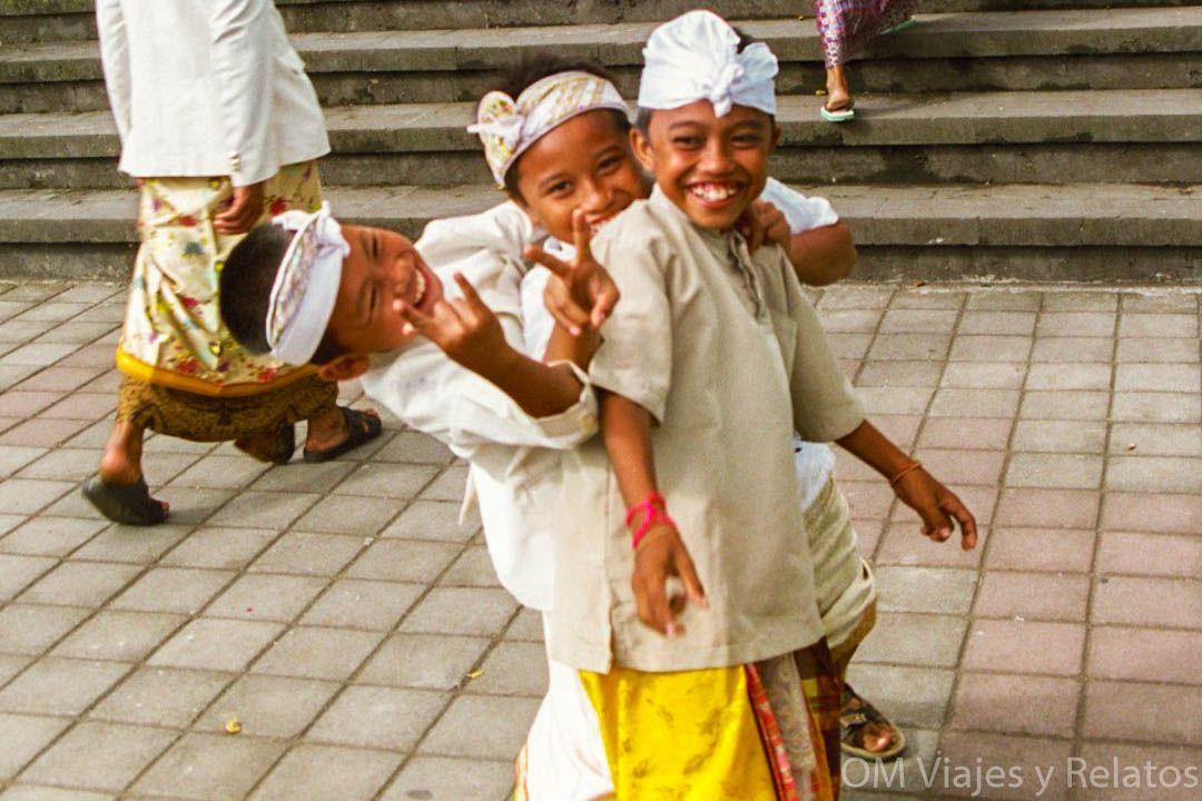 Rutas por Bali