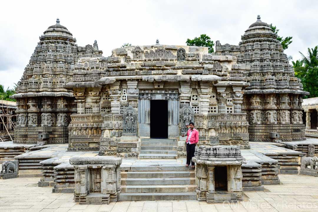 El templo de Keshava