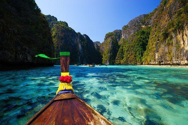 TAILANDIA: 7 ISLASTROPICALES PARA UNAS VACACIONES