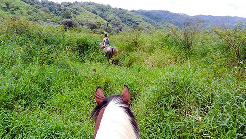 ruta-caballo-catarata-de-la-fortuna-Costa-Rica